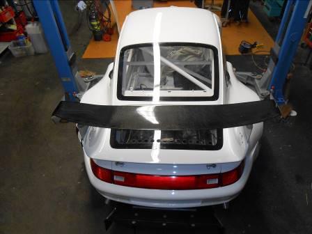 Porsche 993 RSR / GT2