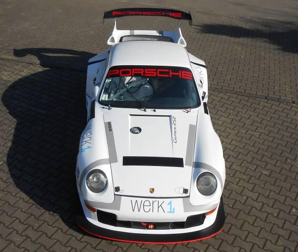 spektakulär restaurierter Porsche 993 RSR